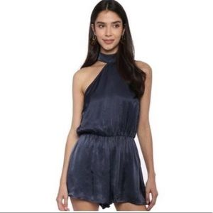 Mixology Robertson + Rodeo One Shoulder Romper